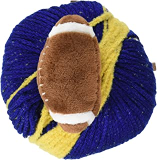 DMC Top This Yarn-Team Colors Blue/Gold, Youth,