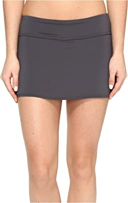 Solids Active Mini Skorts