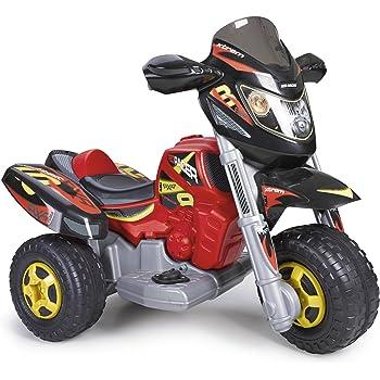 Famosa 800008540 - Red Racer Trimoto Elettrico, 6 V