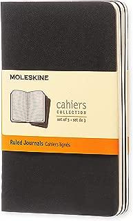 Moleskine Cahier Journal, Soft Cover, Pocket (3.5