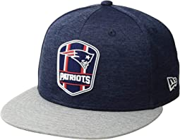 9Fifty Official Sideline Away Snapback - New England Patriots