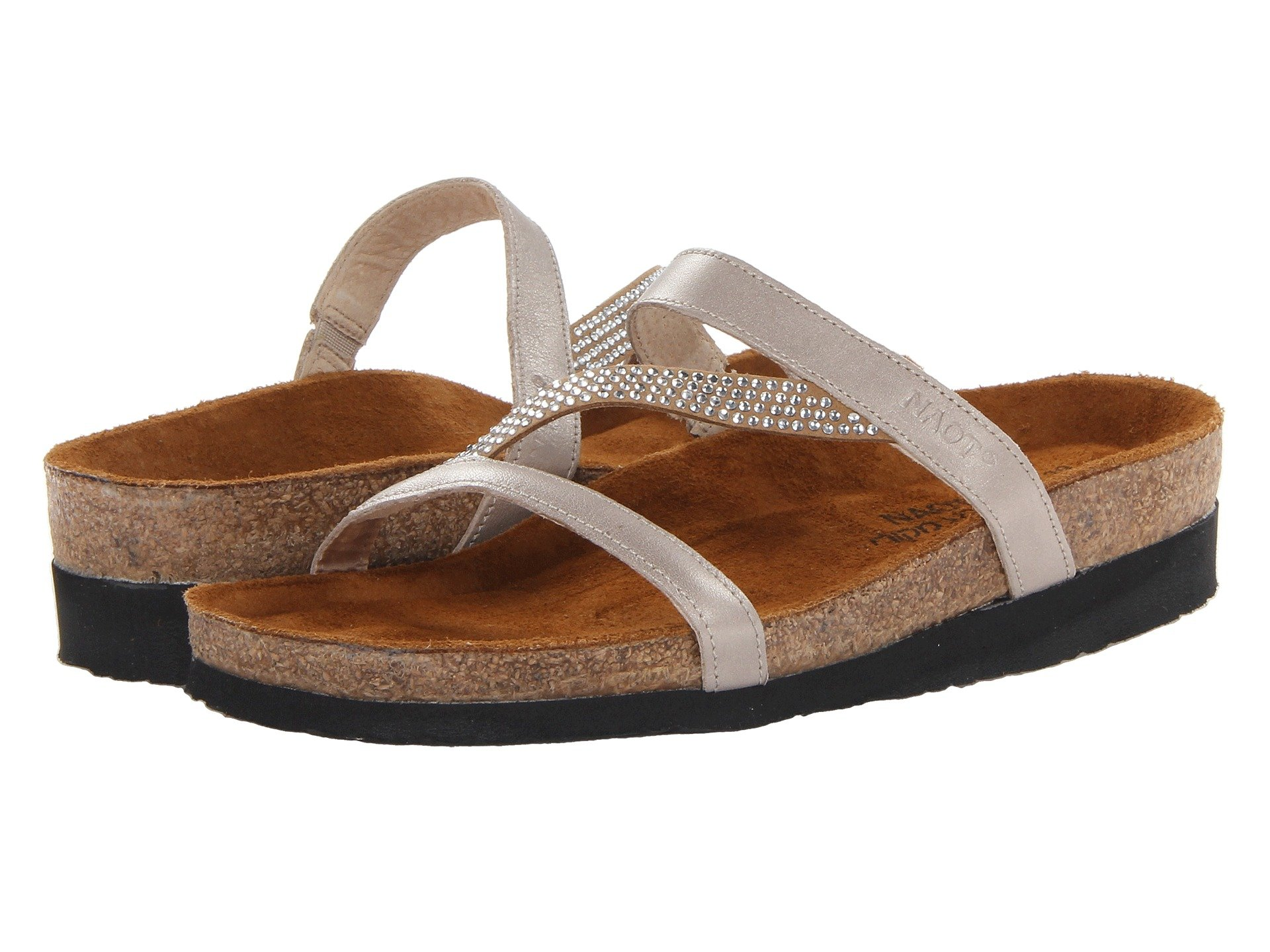 Naot Hawaii The <em>Hawaii</em> sandal is from from from the Naot Classic Collection, which runs as a Medium-to-Wide width. 918f36