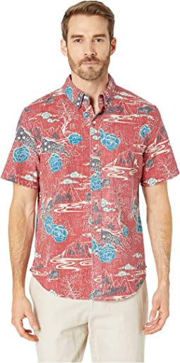 Year Of The Boar Tailored Fit Hawaiian Shirt