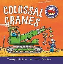 Amazing Machines Colossal Cranes