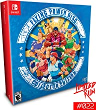 Switch Limited Run #22: Windjammers Collector's Edition