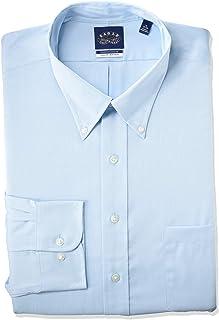 Men's TALL FIT Dress Shirts Non Iron Stretch Button Down...