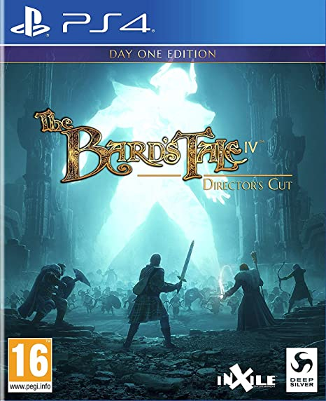 The Bard's Tale IV Director's Cut - PS4