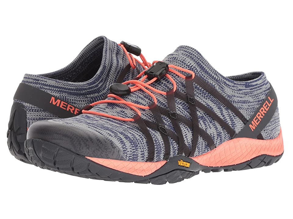 Merrell Trail Glove 4 Knit (Blue Depths) Women