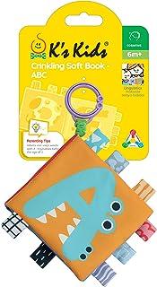 Crinkling Soft Book-ABC