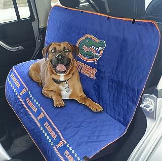 Florida Gators Premium Pet Dog Waterproof Car Seat Cover