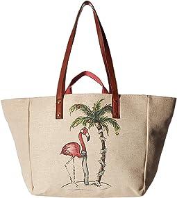 Tommy Bahama - La Plancha Convertible Beach Tote
