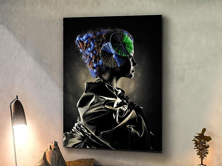 Quadri stampa digitale - fotografia gheisa (100 x 135) schuller 853804