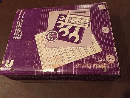 Amazon com: Cummins M11 Celect Repair Manual: Books