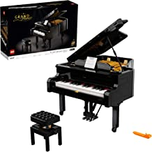 LEGO Ideas Grand Piano 21323 Model Building Kit, Build Your