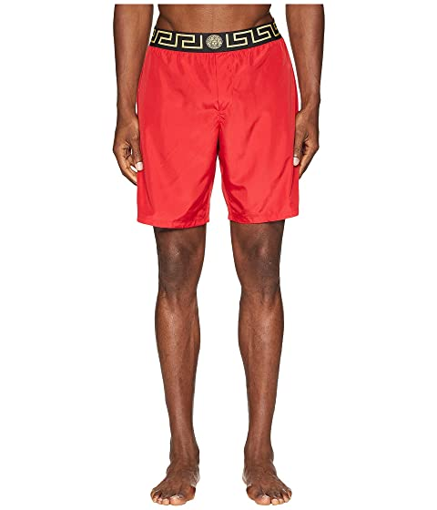 Versace Beach Long Shorts