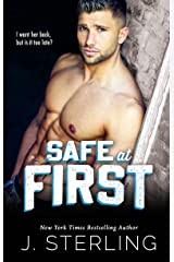 Safe at First: A New Adult, Sports Romance (The Boys of Baseball Book 3) Kindle Edition