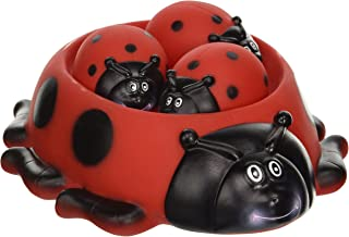 D&D Distributing Ladybug Bath Family