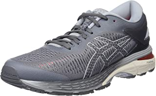 ASICS Women's Gel-Kayano 25 Carbon Mid Grey Track and Field Shoes- 6 UK/India (39.5 EU)(8 US) (1012A026.020)