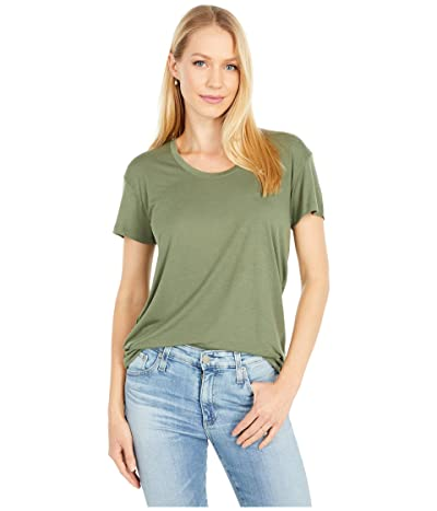 Alternative Kimber Short Sleeve Tee (Army Green) Women