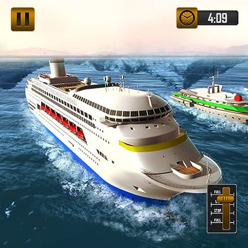 Ultimate Kreuzfahrt Schiff Spaß Fahren Simulation Spiel