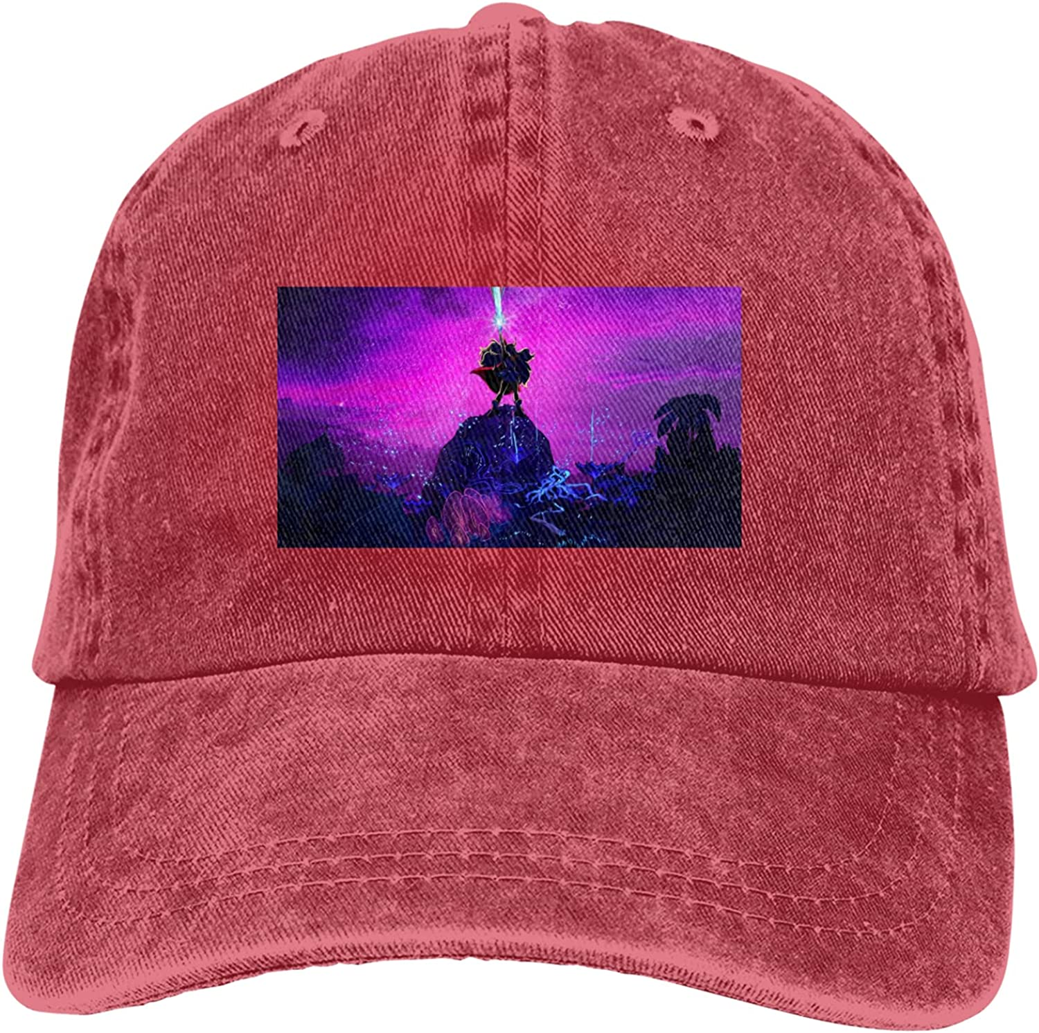 Fangpeilian She-Ra Adjustable Hat Fashion Cowboy Hat Baseball Cap, Suitable for Sports, Outdoor, Daily