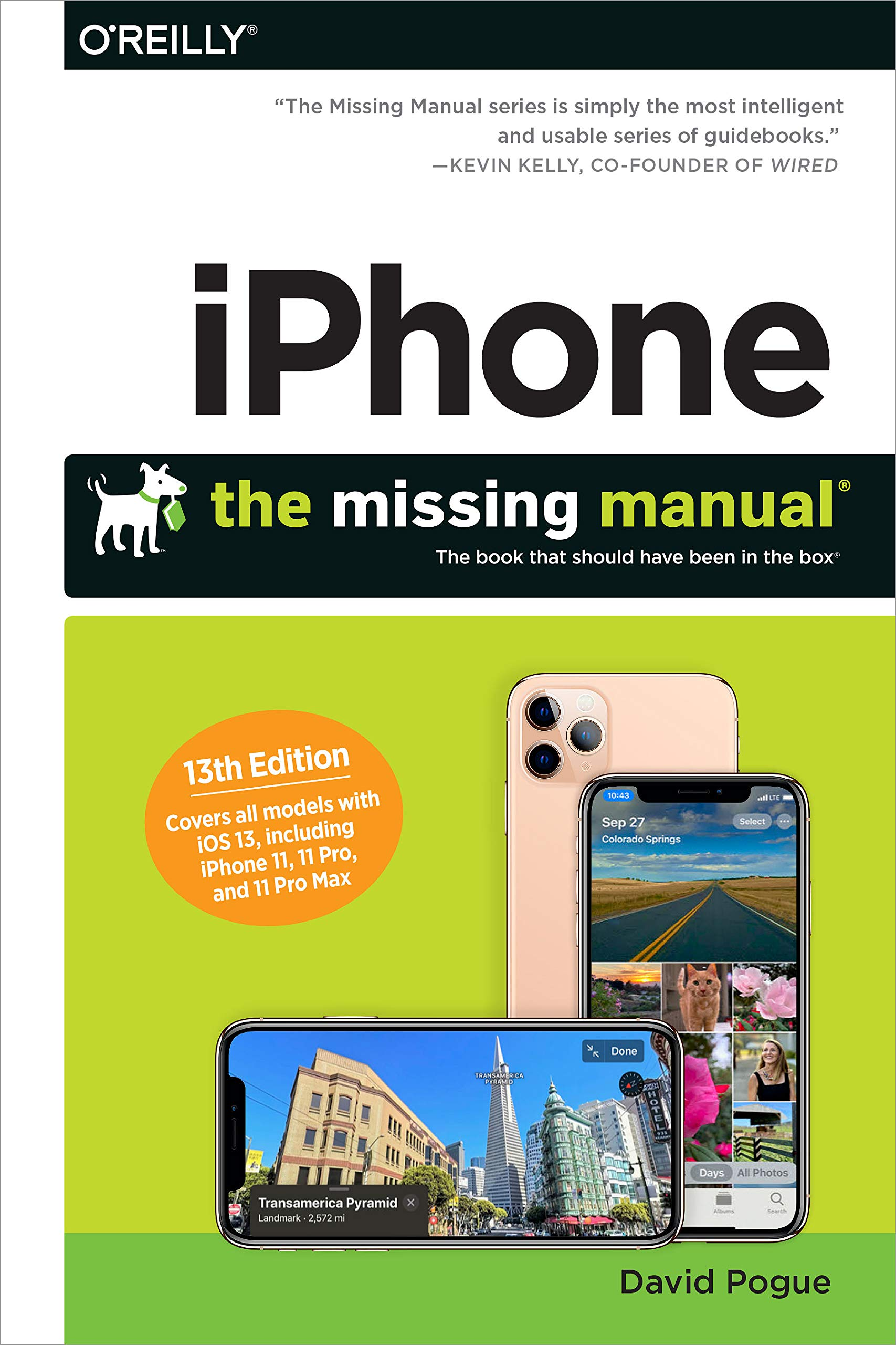 Download IPhone: The Missing Manual 