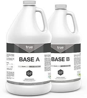 True Base A+B Set Complete Plant Growing Nutrient Formula Gallon (2 x 128 oz)