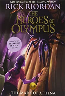 Heroes of Olympus, the Book Three the Mark of Athena ((New Cover))