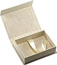 4x6 Linen Print Box for Fine Art Weddings Photos