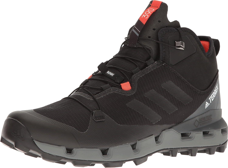 Aventurarse Prehistórico lineal  Amazon.com | adidas Men's Terrex Fast Mid GTX-Surround Hiking Boot | Hiking  Boots