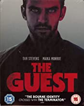 the guest blu ray steelbook