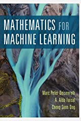 Mathematics for Machine Learning : Kindle Edition Kindle Edition