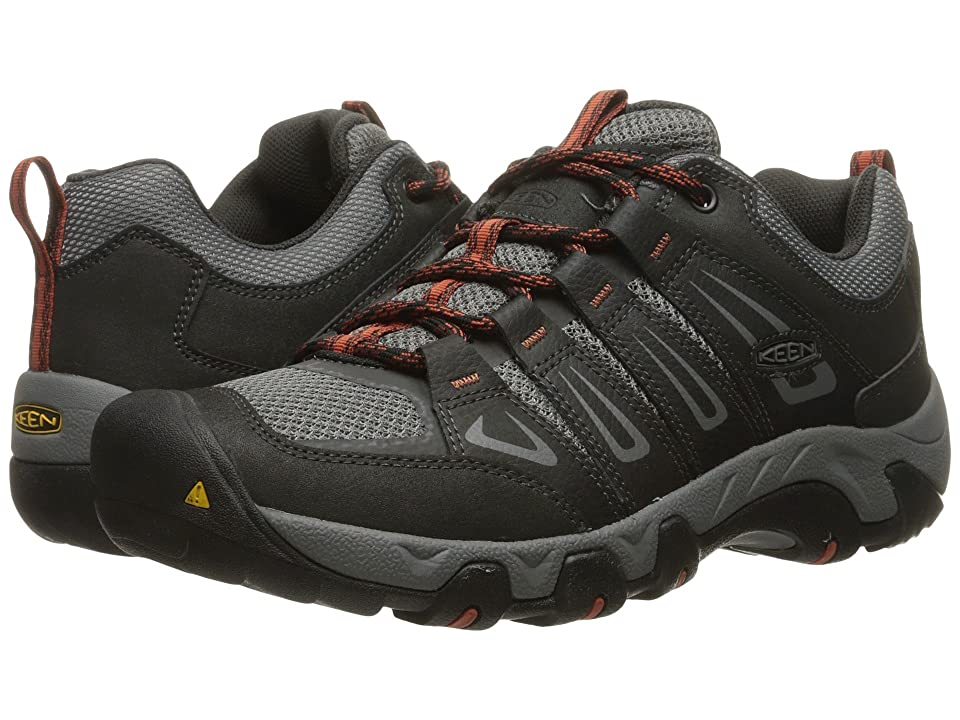 Keen Oakridge (Raven/Burnt Ochre) Men