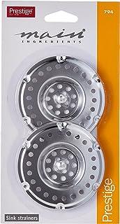 Prestige Sink Strainer, Silver -PR794,Stainless Steel
