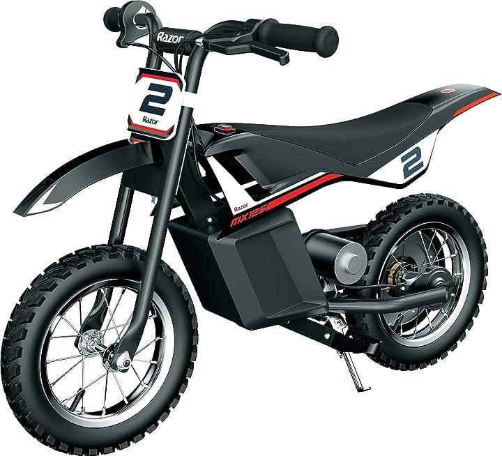 Moto elettrica per bambino razor mx 125 15173858