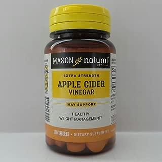 Mason Apple Cider ES Ving Size 100ct Mason Apple Cider ES Ving Tabs 100ct