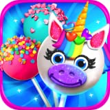 Make Unicorn Cake Pops & Fun Rainbow Unicorn Desserts for Kids! Mix your ingredients, and start baking the cake pops! Then Decorate them with a delicious assortment of toppings, extras and more!! Make your Rainbow Unicorn Cake Pop, then tap to eat yo...