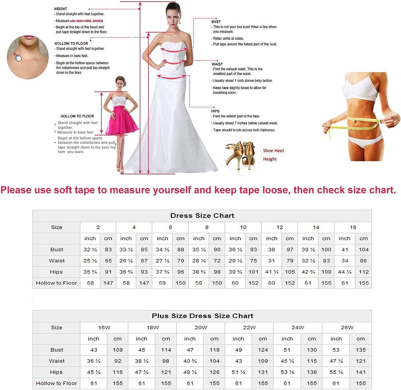 Zechun Women's Lace Hi-Low Beaded Prom Evening Gown