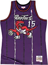 Mitchell & Ness Vince Carter Toronto Raptors Purple Throwback Swingman Jersey