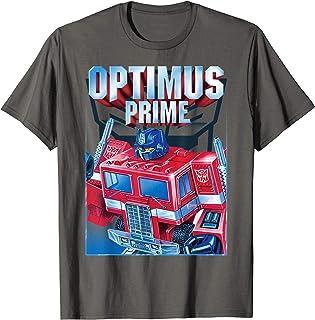 Transformers Optimus Prime Portrait T-Shirt