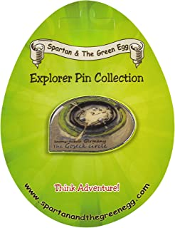 Spartan and the Green Egg Explorer Pin Series: The Goseck Circle, Germany (107)