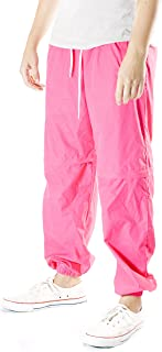 Best hot pink parachute pants Reviews