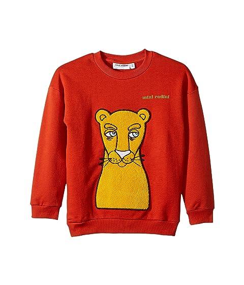 Cat Patch Sweatshirt (Infant/Toddler/Little Kids/Big Kids)