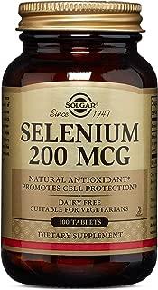 Solgar - Selenium 200 mcg Tablets  100 Count