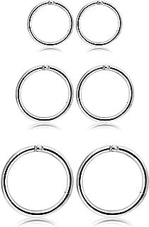Best simple hoop earrings Reviews