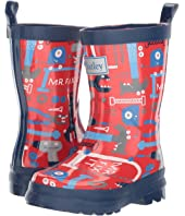 Hatley Kids - Lots of Tools Rain Boots (Toddler/Little Kid)