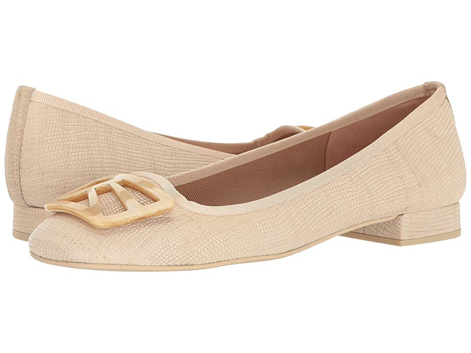 French Sole Talisman (Natural Ibiza Printed Leather) Women