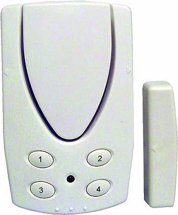 /Juego de 2/mandos a distancia adicionales 4/botones Chacon 34947/
