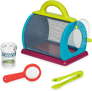 B. toys by Battat – Bug Bungalow Insect Catching Kit – Bug Toys for Kids 3+