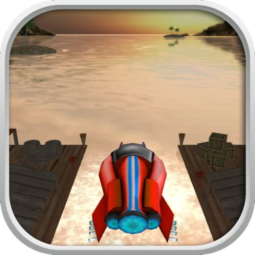 Motor Boat Madness : Speed Boat Games